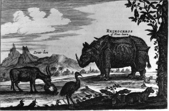 Nieuhof 1665