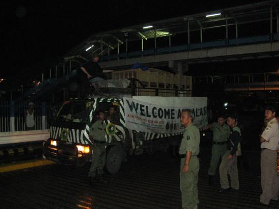 Andalas in Jakarta