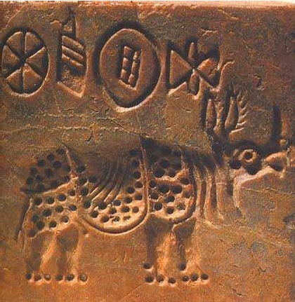 Indus Valley Civilization Rhino