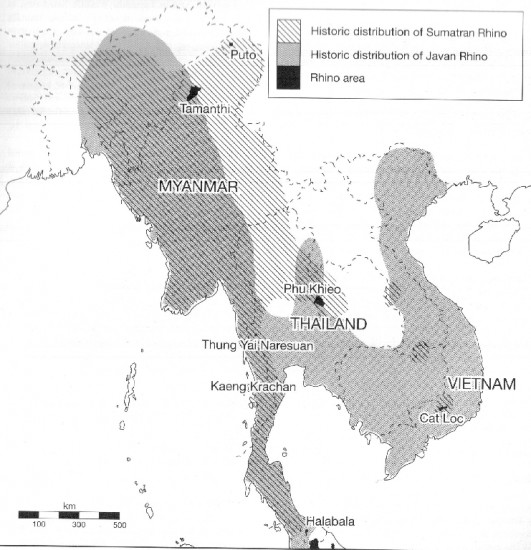 Range SE Asia
