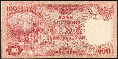 Indonesia Rs 100