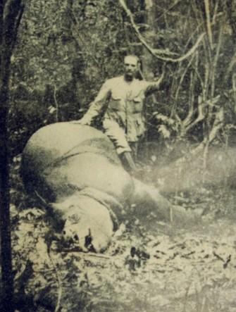 Cambodia hunter