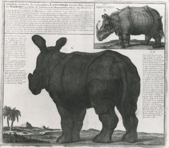 J.B. Homann 1747