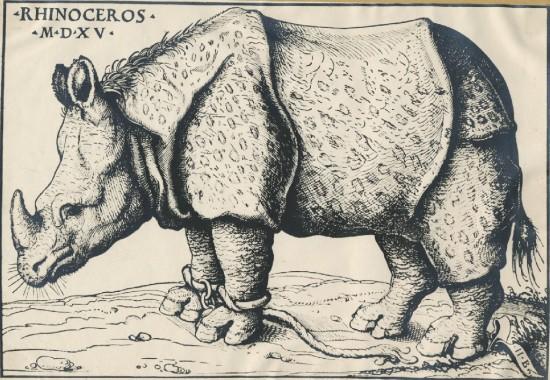 Hans Burgkmair print - 1515