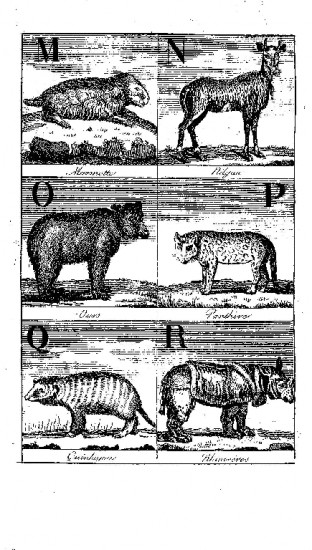 Alphabet 1830