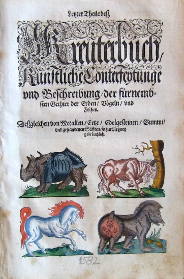 Lonicerus 1582