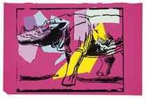 Sumatrean rhino by Warhol