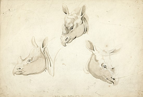 Samuel Howitt drawings