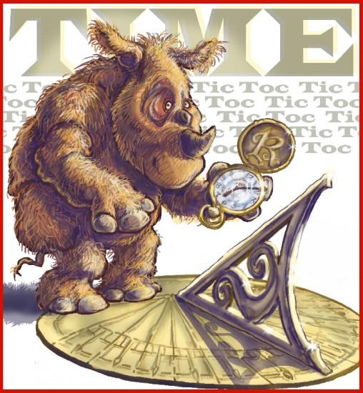 Schroder: Rhino Time
