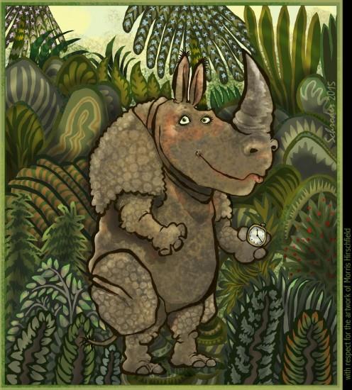 Schroder: Rhino-time