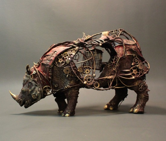 Mechanical rhino