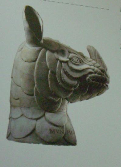 Vatican sculpture