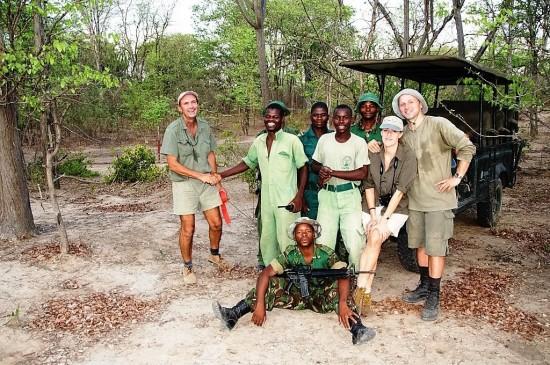 Liwonde Rhino Project