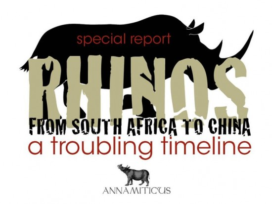 From South Africa to China a troubling timeline