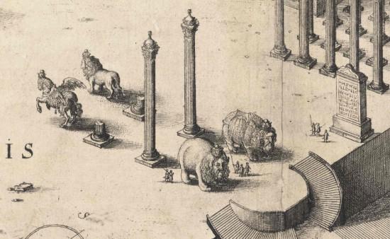 Hollar Persaepolis detail