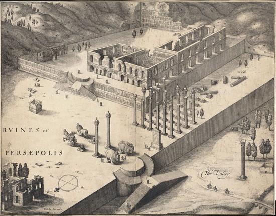 Hollar Persaepolis 1663