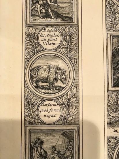 Vignettes by de Vulson 1650