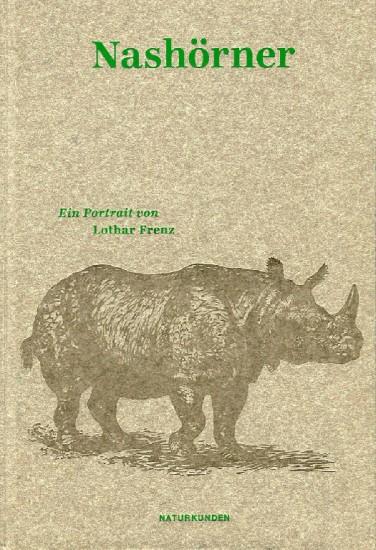 Nashörner - Ein portrait von Lothar Frenz