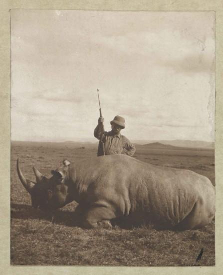 Roosevelt in East Africa 3