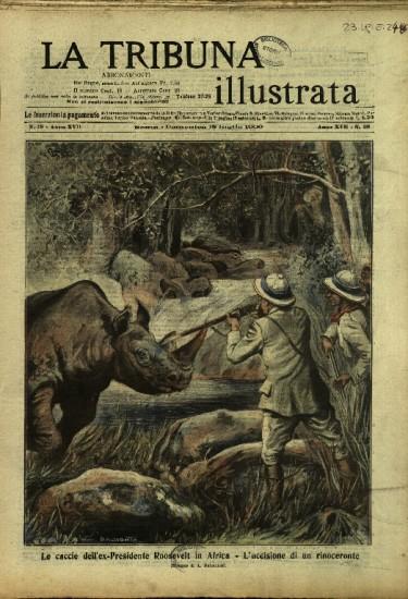 Tribuna Illustrata 1909
