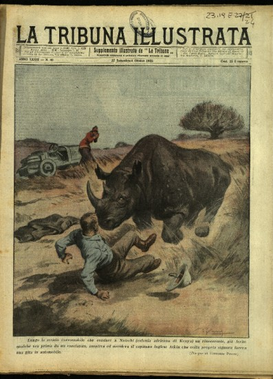 Tribuna Illustrata 1925