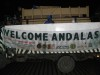 Andalas Welcome