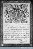Court summons from the Society of Apothecaries