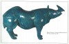 Blue Rhino by Ihle