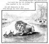Lion and rhinoceros 01